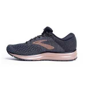 Black / Copper Running Shoes. LIKE NEW